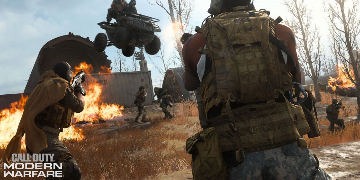 Call of Duty: Modern Warfare Confirms New Map, Mode, and Double XP