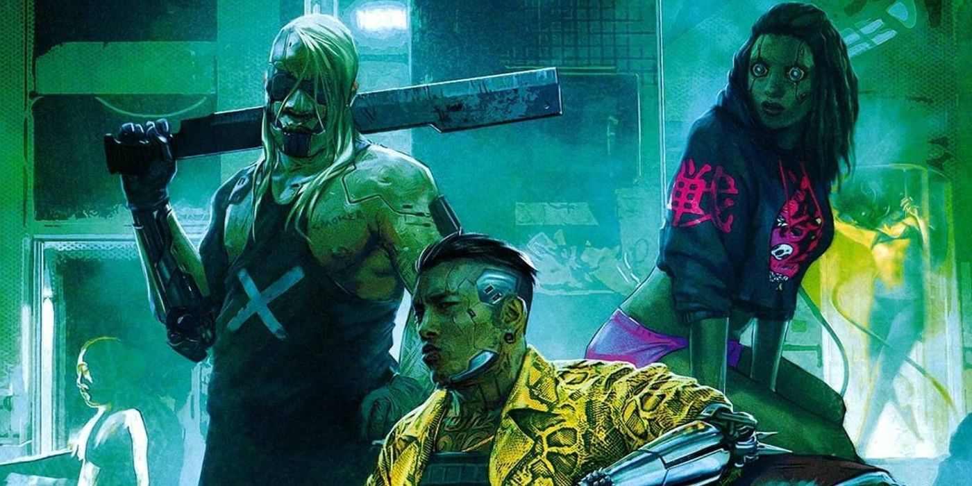 Cyberpunk 2077 Is Coming to GeForce Now on Launch Day