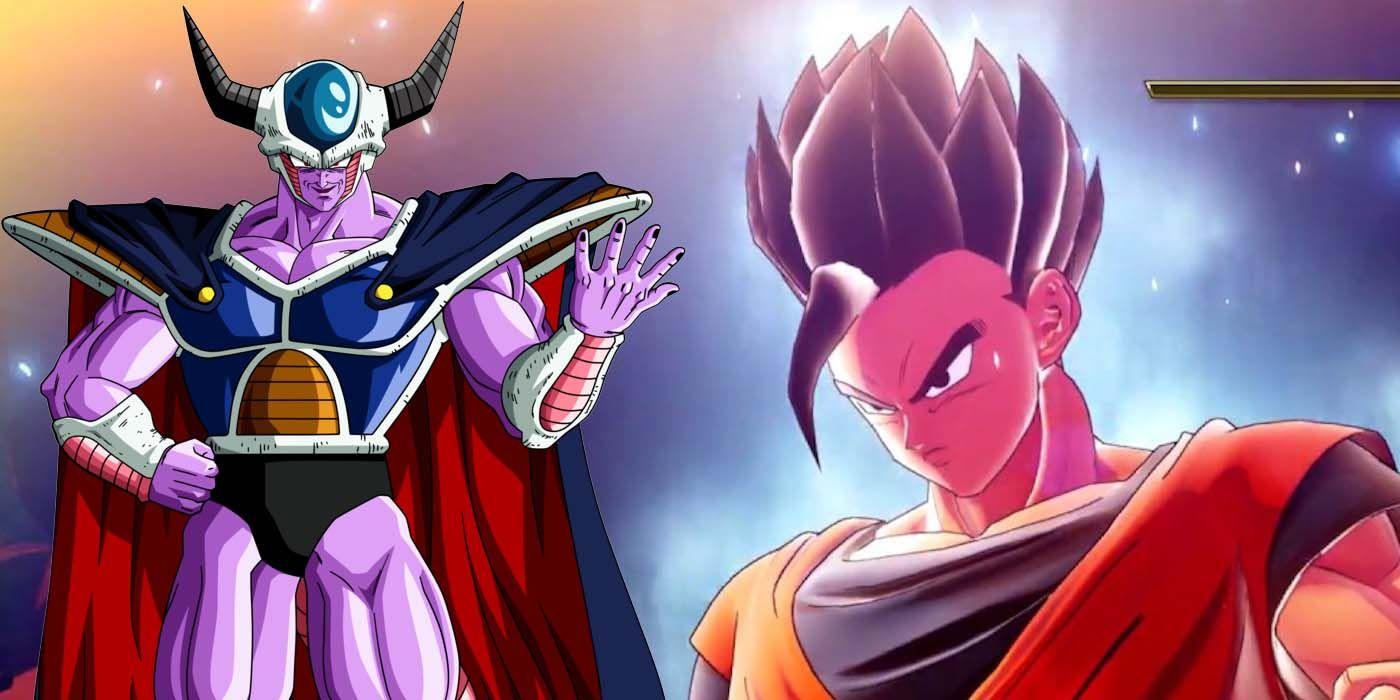 Dragon Ball Z Kakarot Has Funny Easter Egg If Gohan Revives King Cold