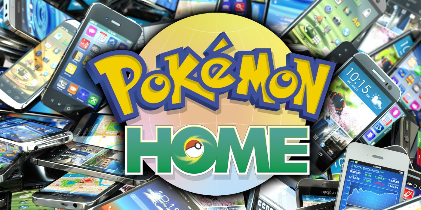 Pokemon Home Downloaded Over 1 Million Times on Mobile