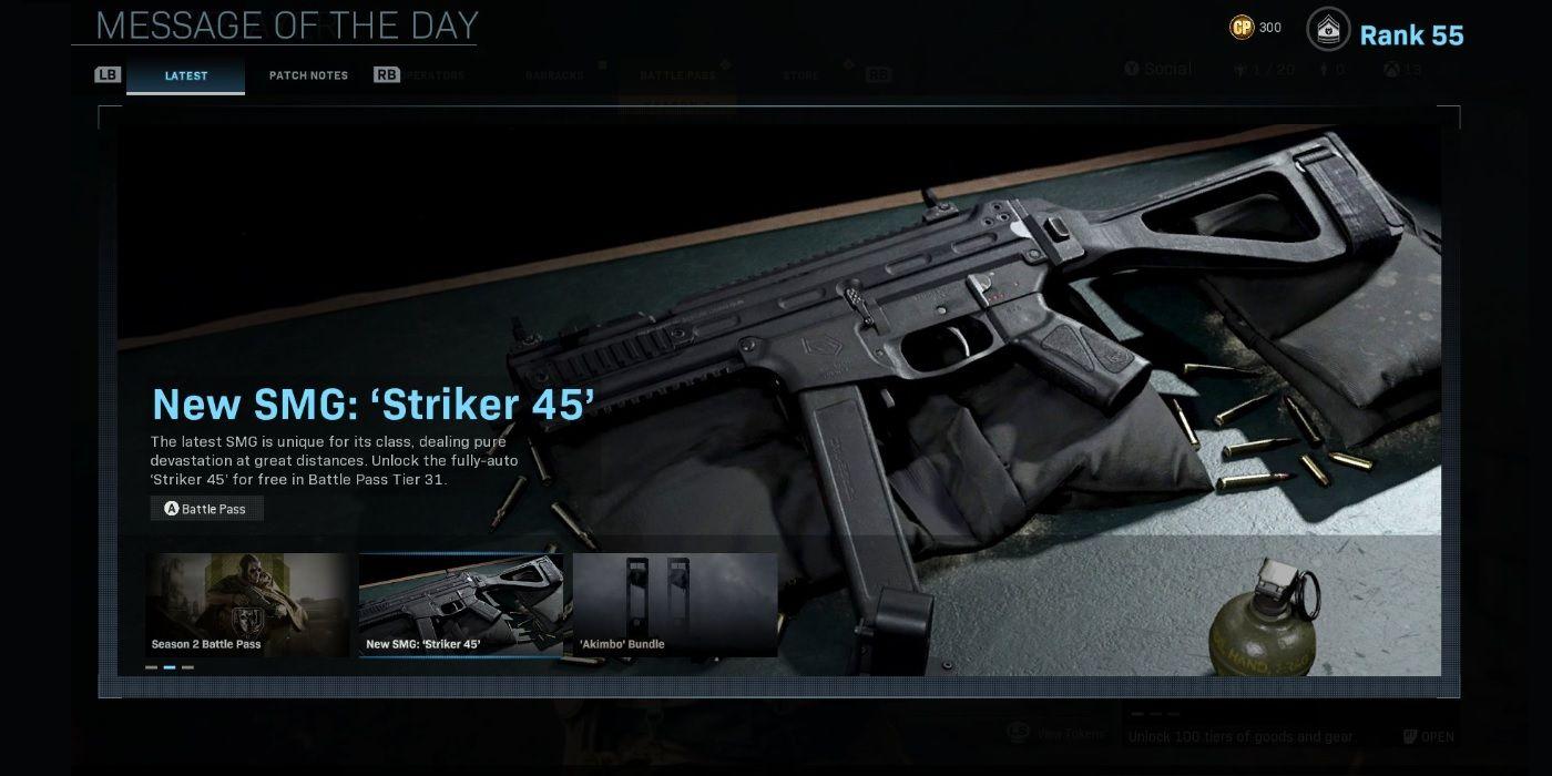 modern warfare guns 2020