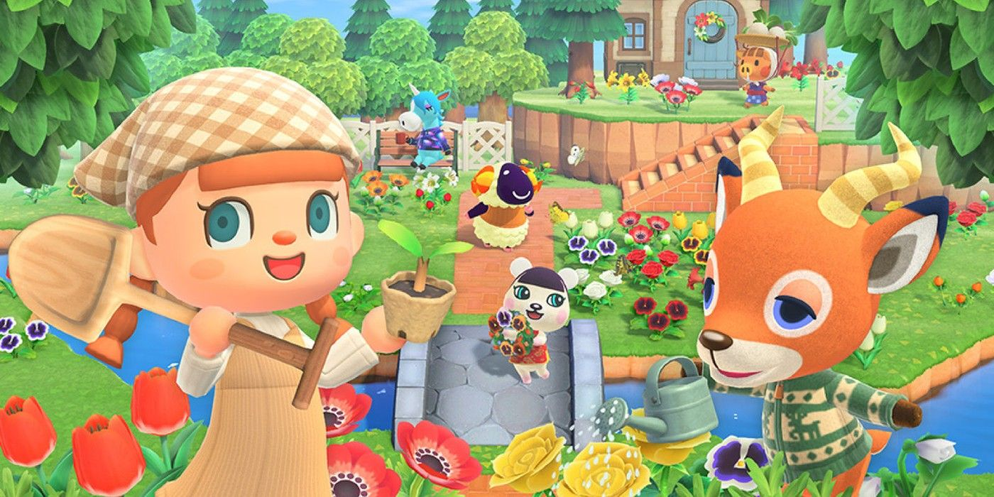 Animal Crossing New Horizons Confirms Old School Feature