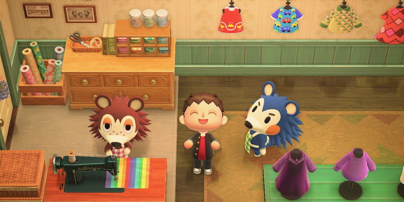 Here Are Tons Of Design IDs For Animal Crossing: New Horizons