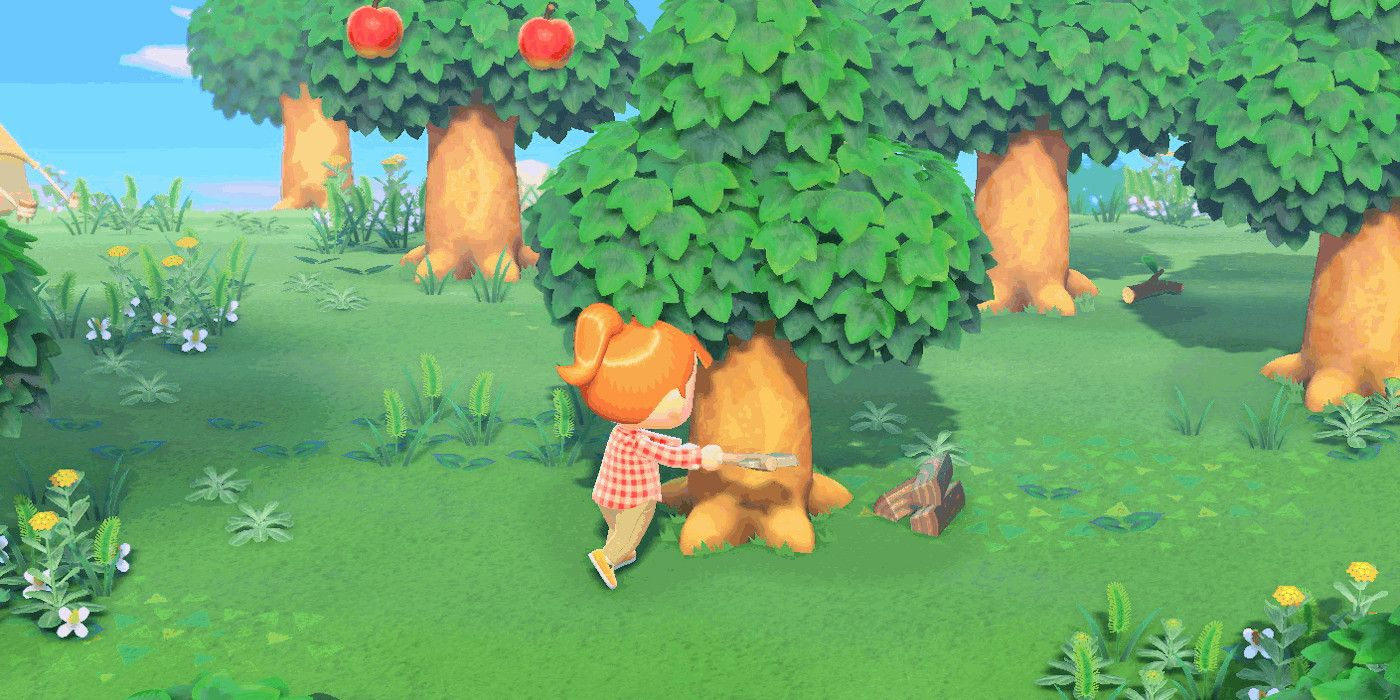 Do Trees Grow Back in Animal Crossing: New Horizons ...