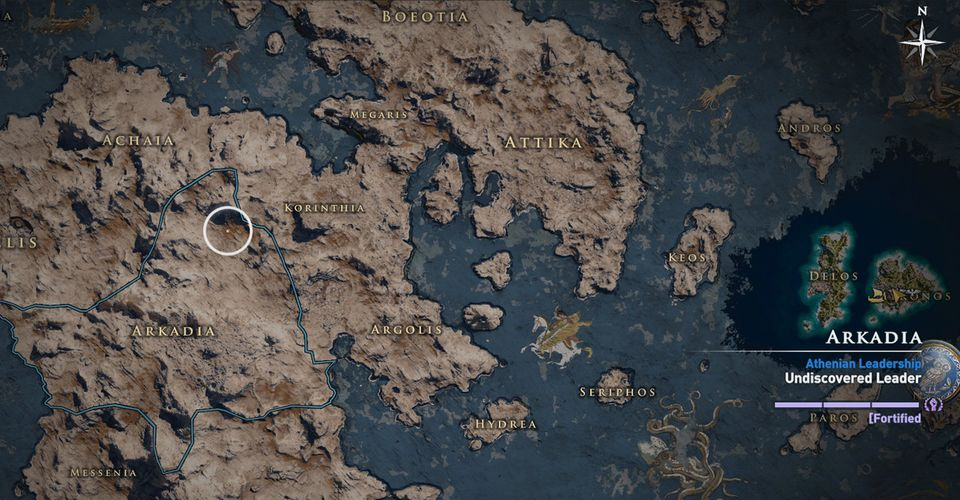 Assassin S Creed Ragnarok S Map May Repeat Odyssey S Mistake