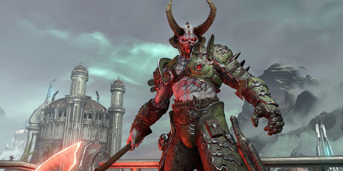 How To Beat Marauders In Doom Eternal Game Rant