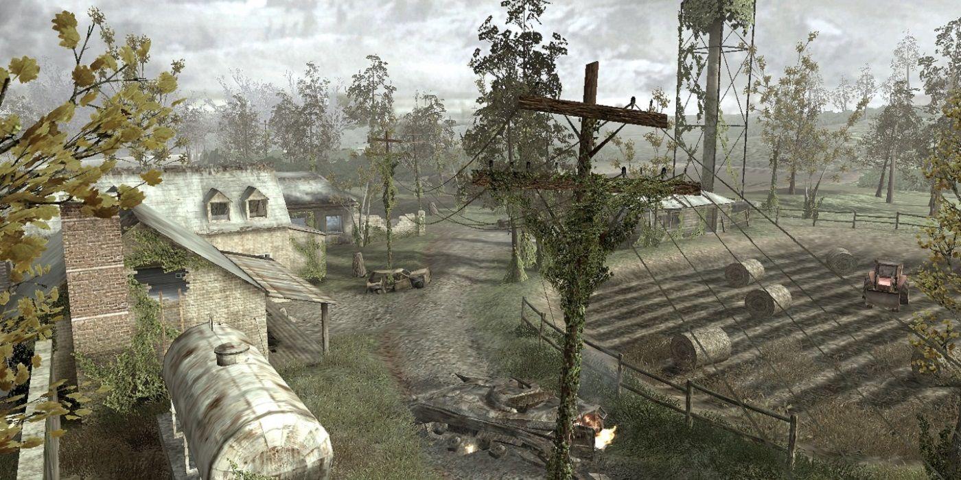 Modern Warfare Warzone Map Locations Leak Includes Fan Favorite
