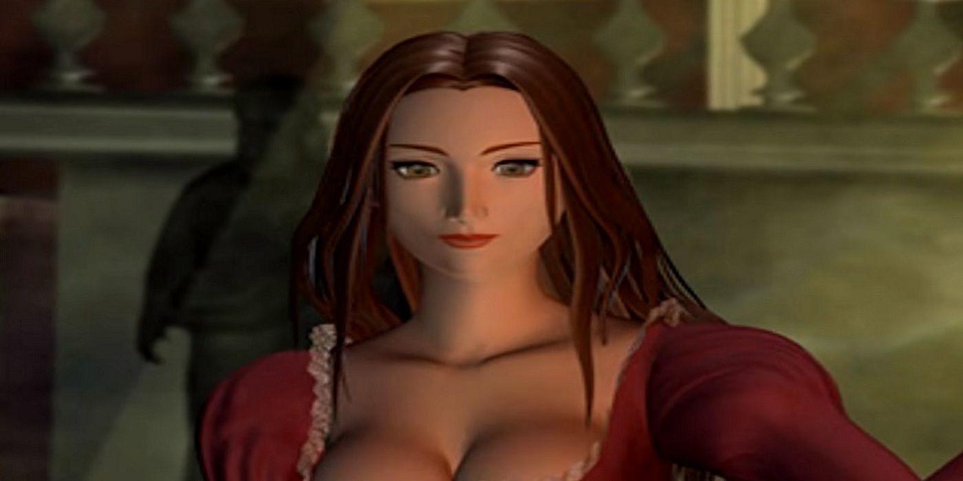 Rana McAnear - the Face of Samara in Mass Effect 2 and 3