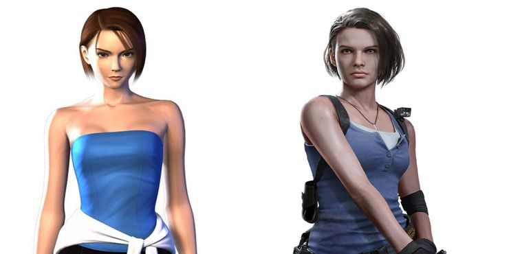 Capcom Explains Why Jill Valentine Has Less Sex Appeal In Resident