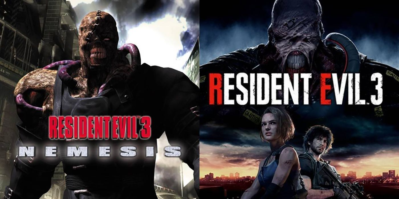 Every Resident Evil 3 Remake Monster Shown So Far Compared To The