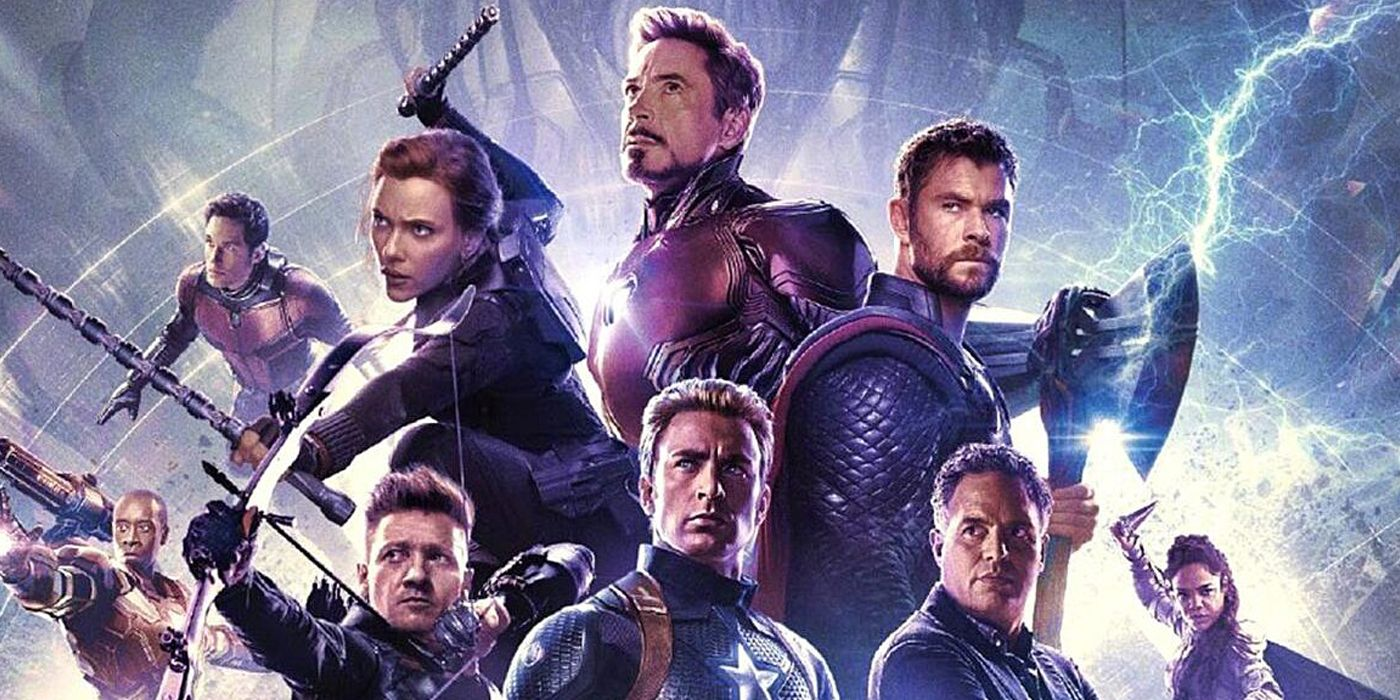 Avengers: Endgame Ruined Two-Part Movie Finales | Game Rant