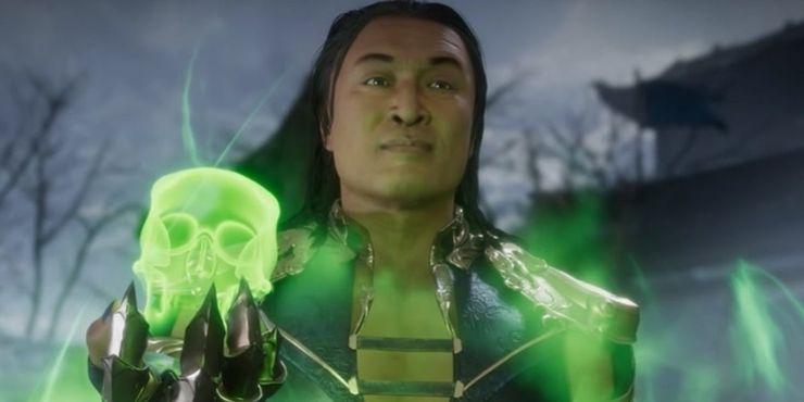 Mortal Kombat 5 Reasons Shang Tsung Is The Series Best Villain