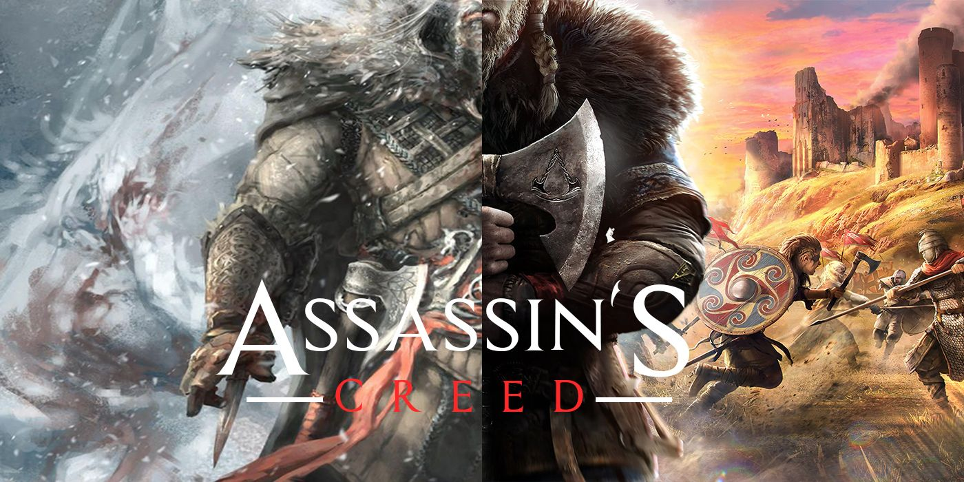 Flipboard Assassin S Creed Valhalla Vs Assassin S Creed Ragnarok