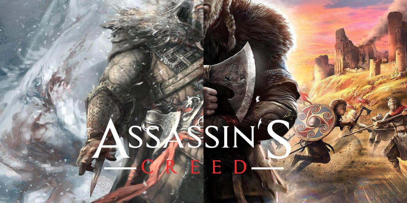 Flipboard Assassin S Creed Valhalla Vs Assassin S Creed Ragnarok