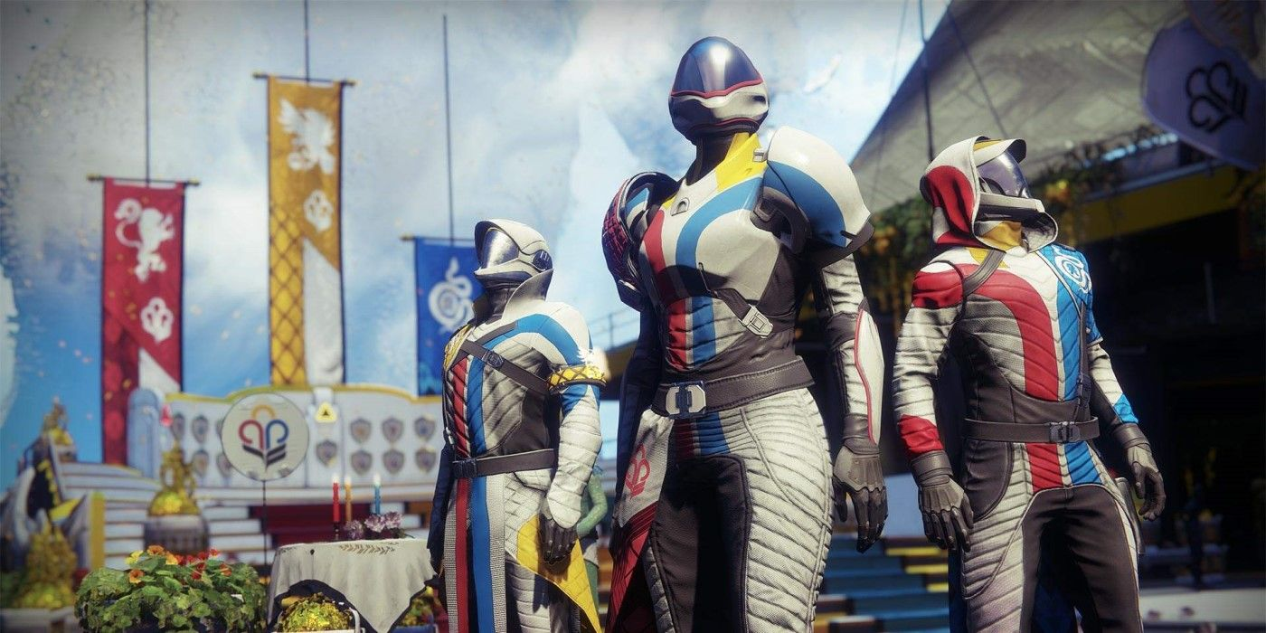Destiny 2 Guardian Games Guide: How to Get Medals and Laurels