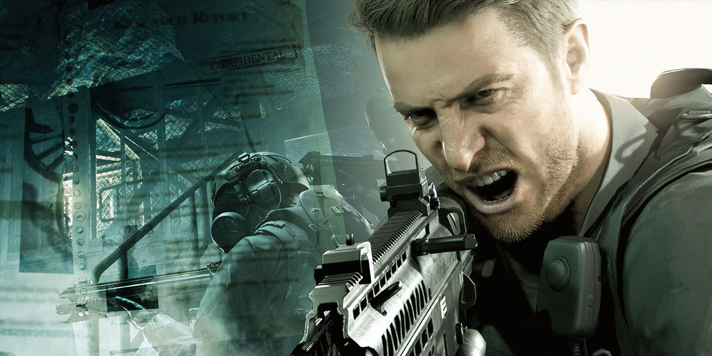A Retrospective Look At Chris Redfield Before Resident Evil 8