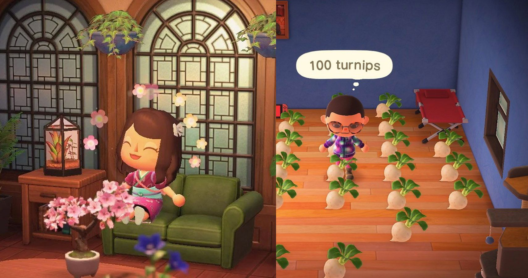 Animal Crossing New Horizons: 10 Awesome Ideas For Rooms ... on Animal Crossing Room Ideas New Horizons  id=63263