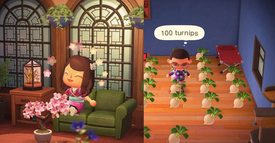 Animal Crossing New Horizons 10 Awesome Ideas For Rooms In Your House