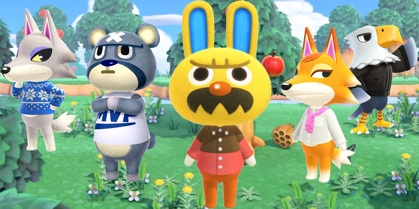 Who Are The Crankiest Villagers in Animal Crossing: New ...