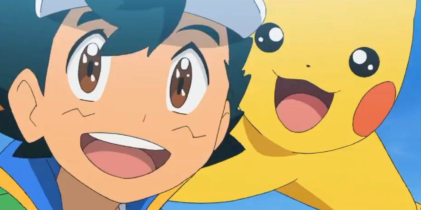 Second Pokemon Movie Was Originally Going To Exclude Ash And Team