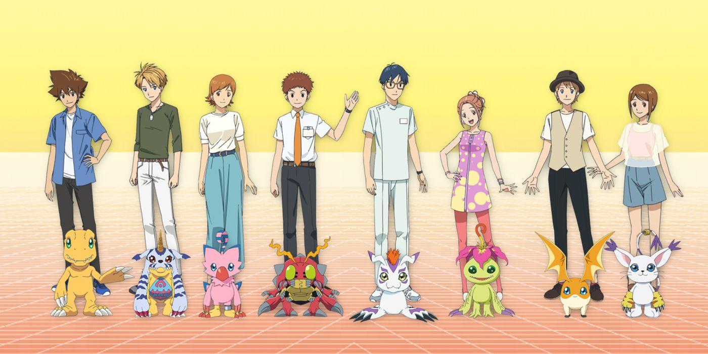 Digimon Adventure: Last Evolution Kizuna Delayed   Game Rant