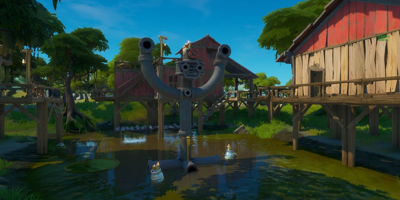 Fortnite: Where Are Shanty Town and The Orchard and How to ...
