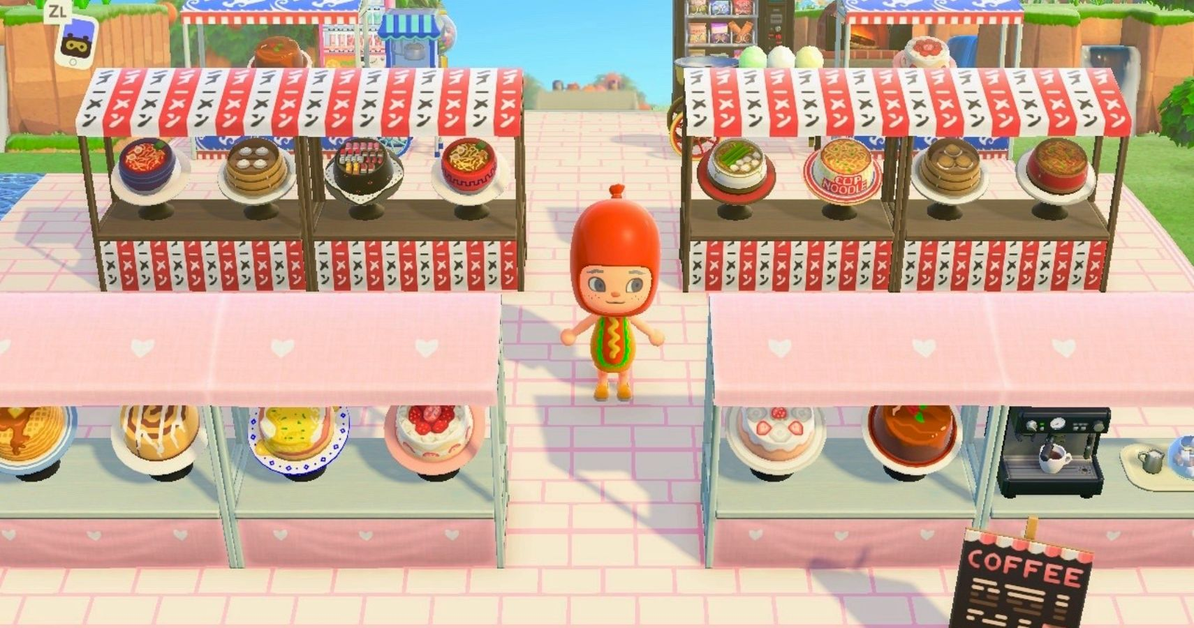 Animal Crossing New Horizons 10 Best Custom Food Designs With Codes