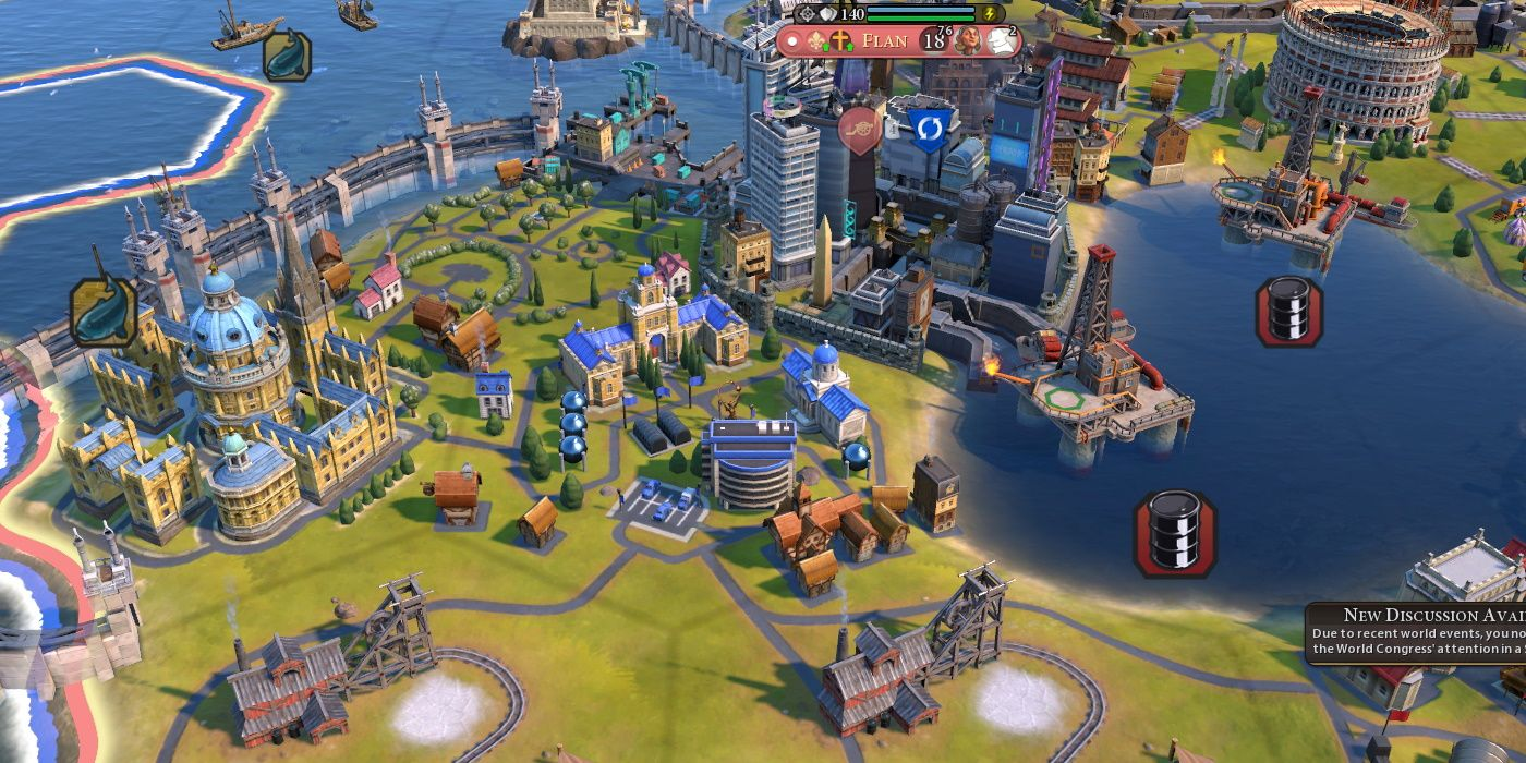 Civilization 6 Preview: A Tale of Many Cities   Shacknews