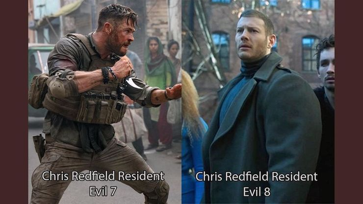 10 Hilarious Chris Redfield Memes That Make Us Excited To See Him