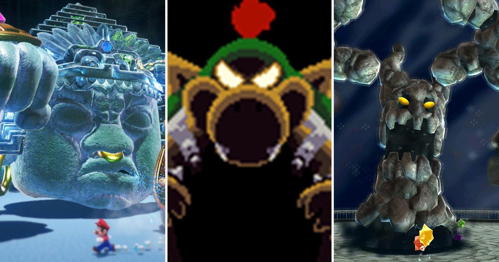 Super Mario Flashobey Games