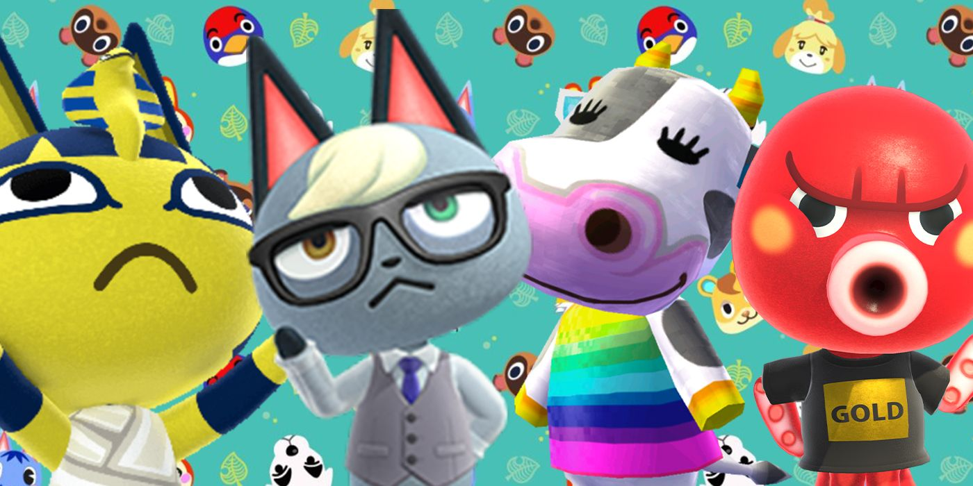 Are There Rare Villagers in Animal Crossing: New Horizons?