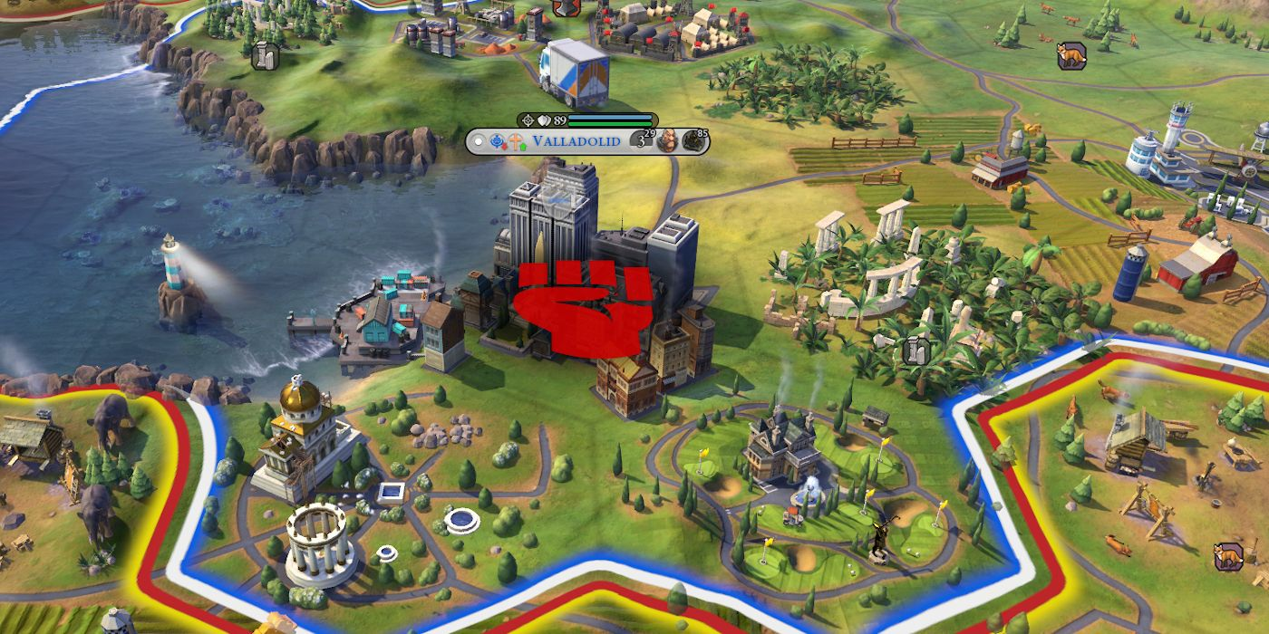 Civilization 6 in development for PC, releases in October