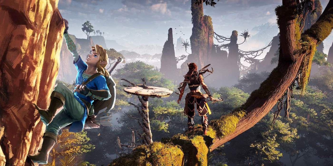 Horizon Zero Dawn 2 Should 'Steal' Zelda: Breath of the Wild's Best Feature