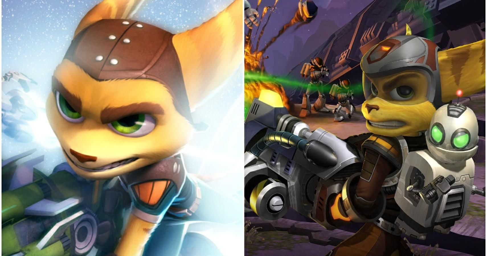 Ratchet Clank All The Games Ranked According To Metacritic