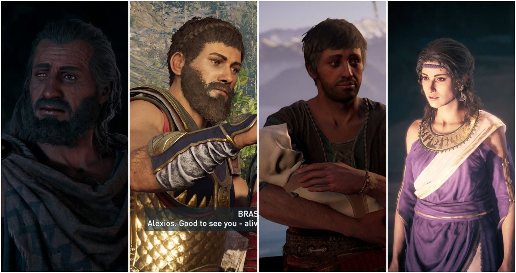 5 Assassin S Creed Odyssey Characters That Should Have Been