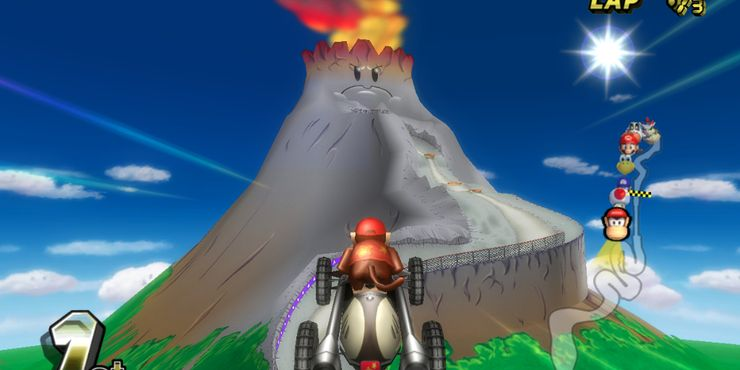 Nintendo Gamecube 5 Reasons Mario Kart Double Dash Is The Best