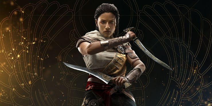 Assassin S Creed Origins Aya Goes All The Way Back To Assassin S