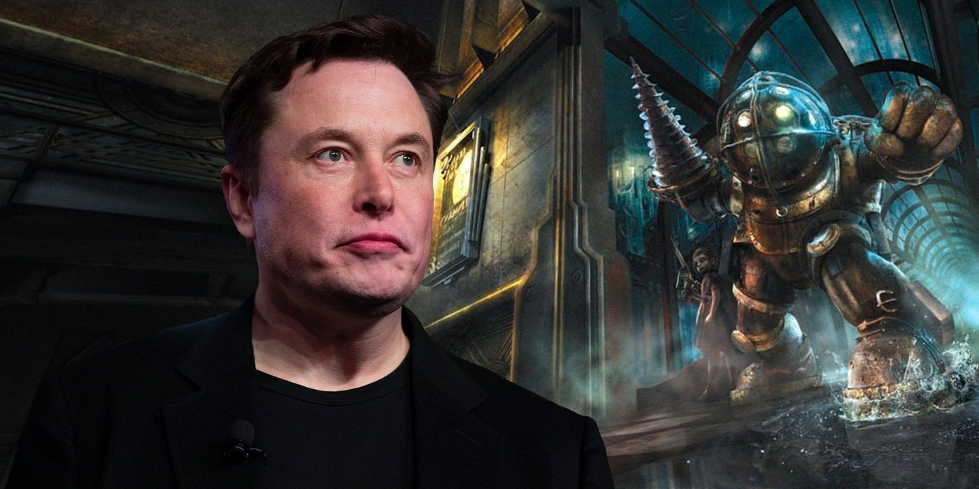 Elon Musk Reveals His Favorite Video Games of All Time