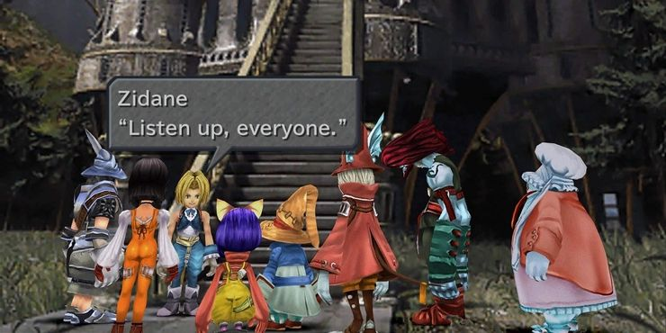 10 Things Every Final Fantasy Game Has In Common That You Never