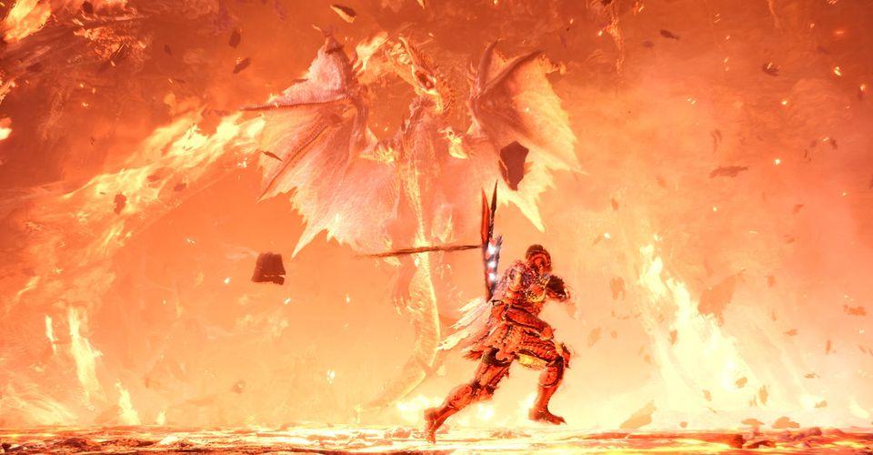 Monster Hunter World Iceborne Highlights Alatreon S Powers