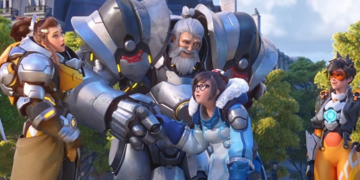 Overwatch 2 10 Things From The Comics That Should Come To The Game End Gaming