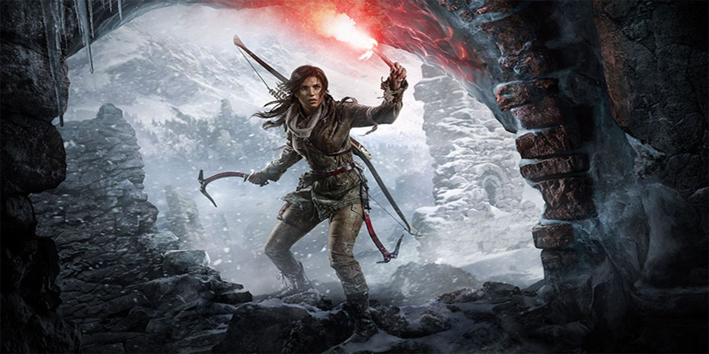Rumor Big Tomb Raider Collection Coming Next Month Game Rant