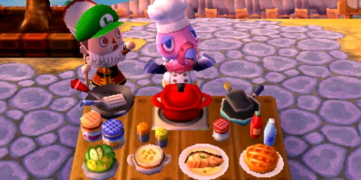 Animal Crossing New Leaf Everything You Can Do During The Harvest Festival It appears all day at any time during the year. animal crossing new leaf everything