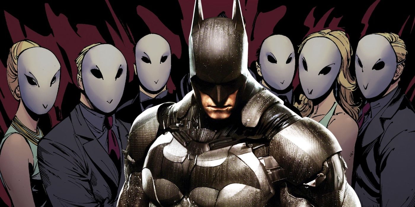 New Batman Game Reveal Leaked By Industry Insider