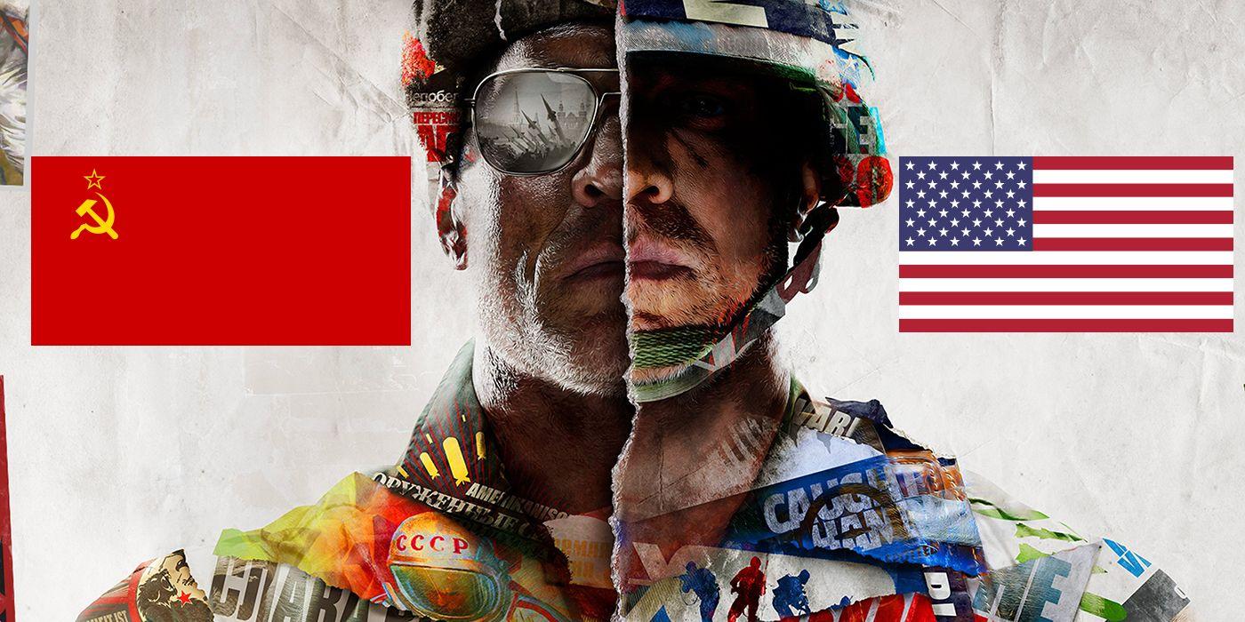 Call Of Duty Black Ops Cold War S Box Art Hints At Something Big