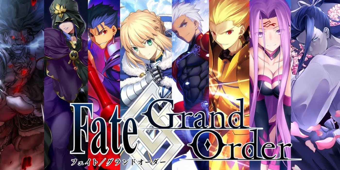 Fate/Grand Order Just Made a Huge Amount of Money for Sony