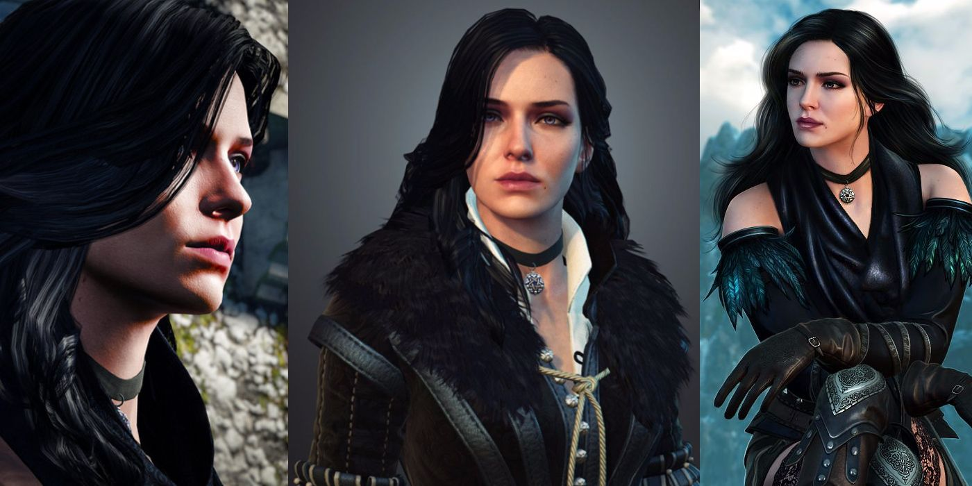 Witcher 3 Mod Replaces All Romance Options With Yennefer