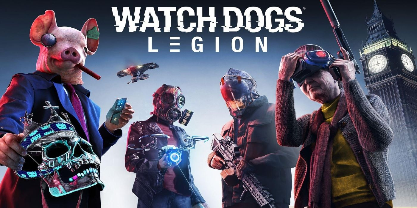 All Watch Dogs Legion Pre Order Bonuses And Special Editions