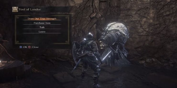 Dark Souls 3 Usurpation Of Fire Questline A Step By Step Guide Yoel of londor is an npc that has an understanding of magic and becomes your primary source for magic based spells in firelink shrine. dark souls 3 usurpation of fire