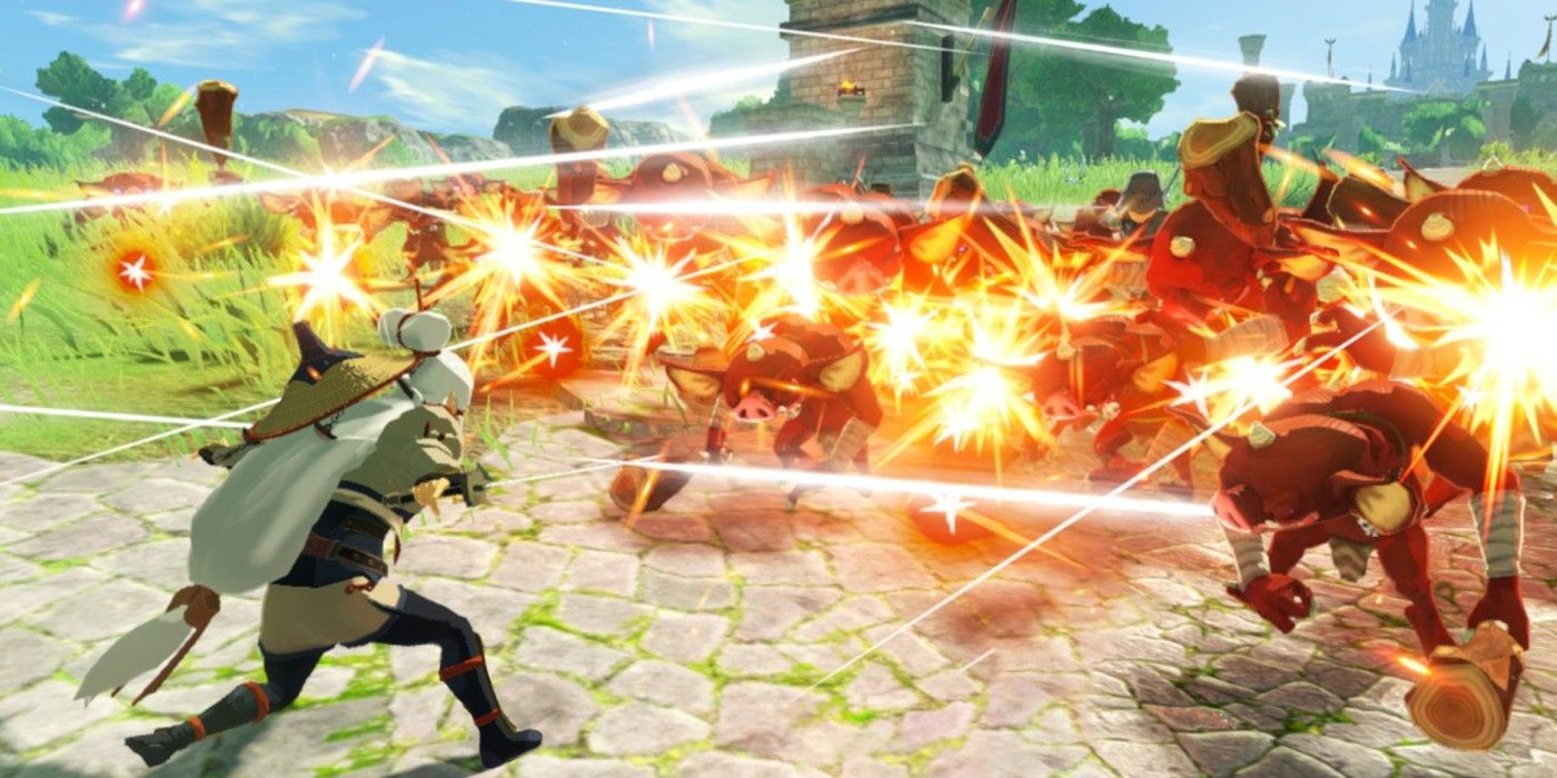 Hyrule Warriors Age Of Calamity Director Pleased With Fan Reception Flipboard